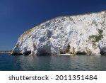 Chalk Cliffs Of The Jurasic...