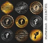 mozambique business metal... | Shutterstock .eps vector #2011367351
