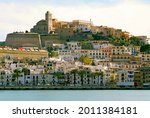 View Of The Tourist Town Of...