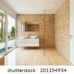 Nice Modern Bathroom  Marble...