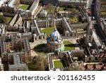 Aerial View Of Oxford...