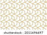 the geometric pattern with...   Shutterstock .eps vector #2011696697