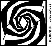 graphic shapes rhombus swirling ...   Shutterstock .eps vector #2012619311