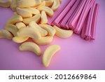 Fruit Musk Sticks Candy Lollies ...
