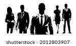 business people  group of men... | Shutterstock .eps vector #2012803907