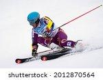 Russian Men's Alpine Skiing...