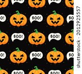 seamless pattern with funny... | Shutterstock .eps vector #2012925557