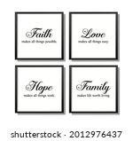 faith makes all things work....   Shutterstock .eps vector #2012976437