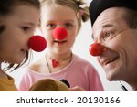 Clown Doctor   Two Girls And...
