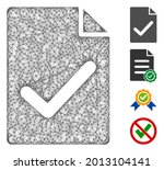 mesh valid agreement page web...   Shutterstock .eps vector #2013104141