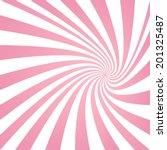 Happy Pink Summer Rotating Ray...