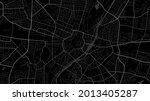 black dark munich city area... | Shutterstock .eps vector #2013405287