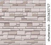 seamless pattern brick stone...