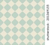seamless rhombus pattern | Shutterstock .eps vector #201369155