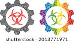 toxic industry composition icon ...   Shutterstock .eps vector #2013771971