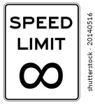 speed limit | Shutterstock . vector #20140516