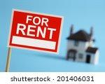 Real Estate Agent For Rent Sig...