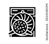 twisting tea glyph icon vector. ... | Shutterstock .eps vector #2014140194
