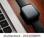 smart watch or smartwatch and... | Shutterstock . vector #2014208894
