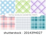 collection of vector simple... | Shutterstock .eps vector #2014394027