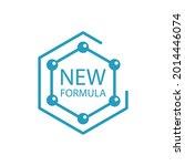 new formula stamp   circular...   Shutterstock .eps vector #2014446074