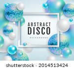 3d abstract background with... | Shutterstock .eps vector #2014513424