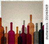 vector illustration of an... | Shutterstock .eps vector #201463409