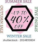 best discount trendy sign price ...   Shutterstock .eps vector #2014853834