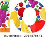 vector letter of the russian...   Shutterstock .eps vector #2014875641