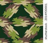 abstract khaki pattern for... | Shutterstock .eps vector #2014930001