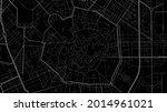 black dark milan city area... | Shutterstock .eps vector #2014961021
