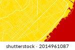 yellow red white barcelona city ... | Shutterstock .eps vector #2014961087