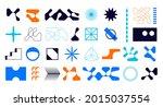 abstract figure pattern....   Shutterstock .eps vector #2015037554