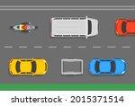Sedan Cars With Trailer ...