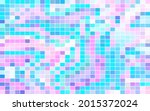abstract mosaic with color... | Shutterstock .eps vector #2015372024