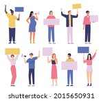 group of young people are... | Shutterstock .eps vector #2015650931