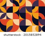 abstract vector geometric... | Shutterstock .eps vector #2015852894
