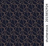 vector seamless geometric... | Shutterstock .eps vector #2015852924