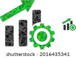 triangle progress chart...   Shutterstock .eps vector #2016435341