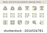 real estate business vector... | Shutterstock .eps vector #2016526781