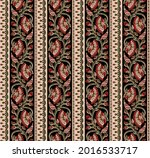 abstract seamless  color full   ... | Shutterstock .eps vector #2016533717