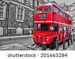 Londoner Red Double Decker...