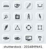 design vector icons for user...