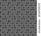 overlapping circles pattern....   Shutterstock .eps vector #2016928151
