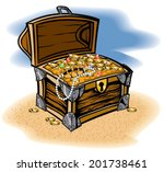 Treasure Chest Full Of A Bount...