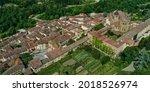 Aerial View On Saint Antoine L...