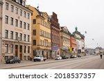 Stockholm  Sweden September  24 ...