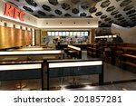shenzhen   april 16  kfc... | Shutterstock . vector #201857281