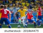 belo horizonte  brazil   june... | Shutterstock . vector #201864475