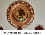 Mexican National Coat Of Arms...
